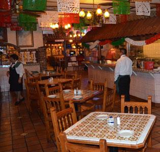 La Hacienda Mexican Restaurant Memorial